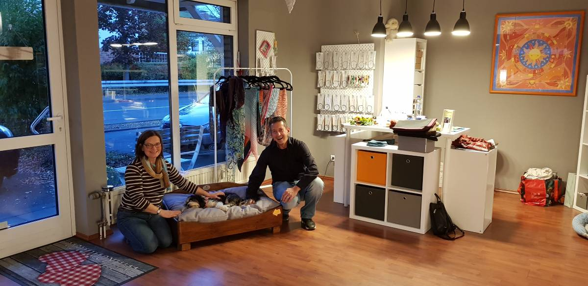Hundeheia® meets Wolle mit Herz